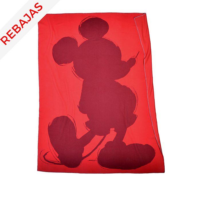 Manta Mickey Mouse de Zoeppritz