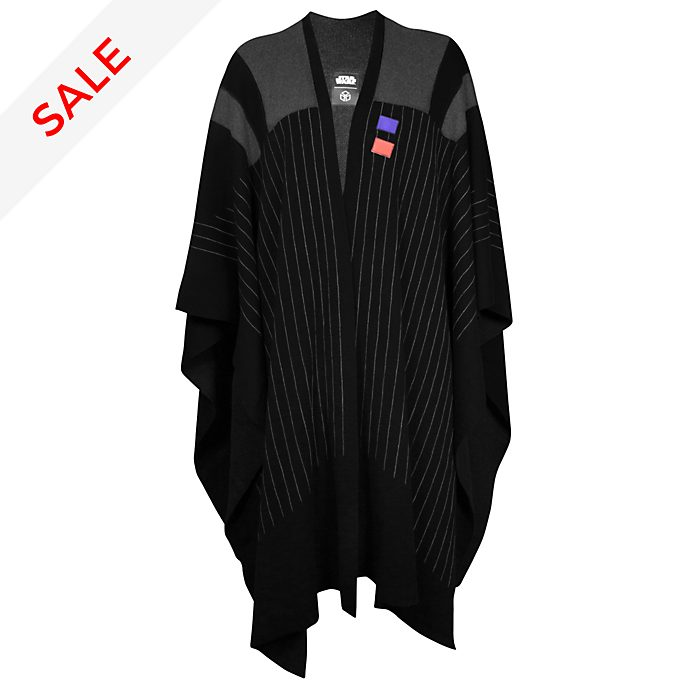 Musterbrand Darth Vader Ladies' Cape, Star Wars