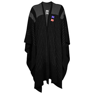 Musterbrand Cape Dark Vador pour femme, Star Wars