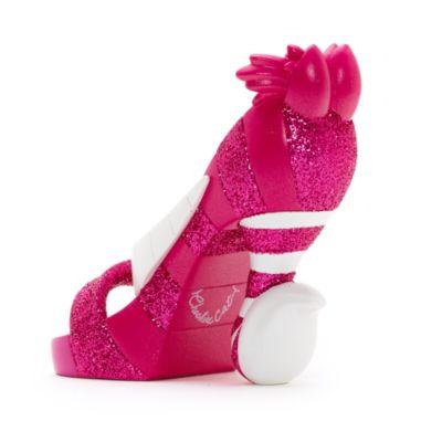 Zapato decorativo miniatura Disney Parks Gato Cheshire, Alicia en el País de las Maravillas