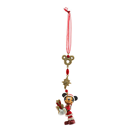 Mickey Mouse Christmas Decoration, Disneyland Paris