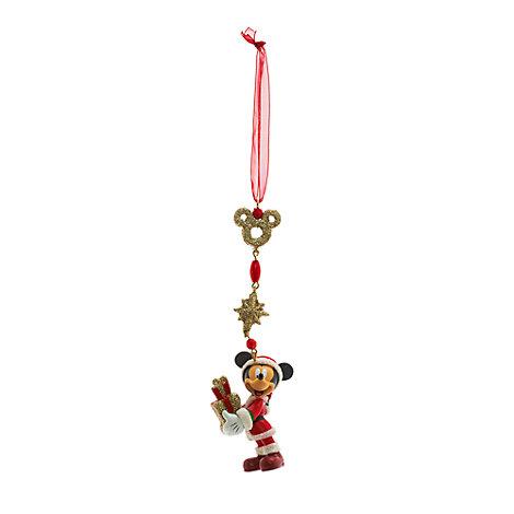 Disneyland Paris - Micky Maus Weihnachtsdekoration