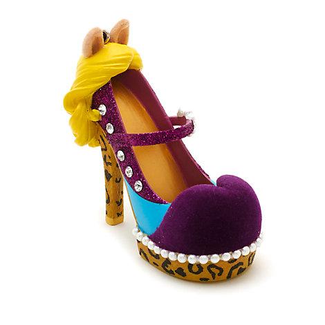 Chaussure miniature décorative Miss Piggy Disneyland Paris