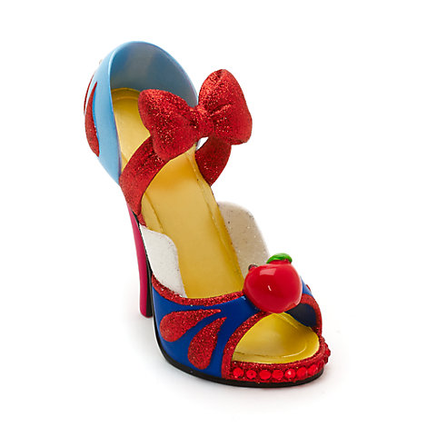 Snow White Miniature Decorative Shoe, Disneyland Paris