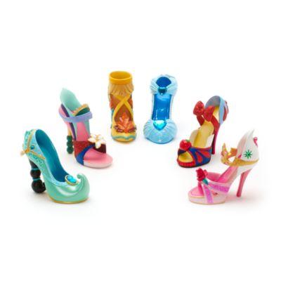 Disney Parks Cinderella Miniature Shoe Ornament