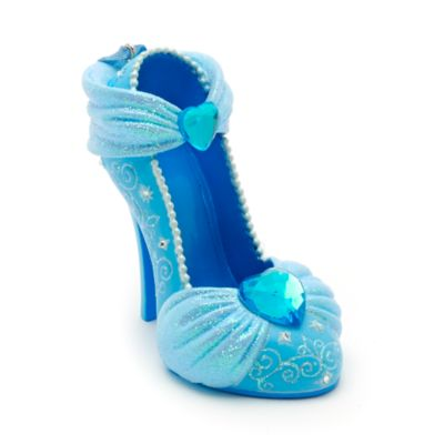 Cinderella Miniature Decorative Shoe, Disneyland Paris