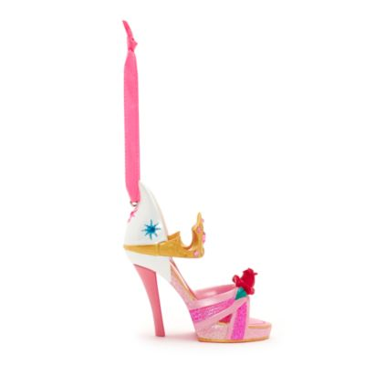 Disney Parks Aurora Miniature Shoe Ornament, Sleeping Beauty