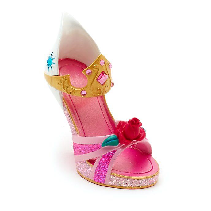 Disney Parks Aurora Miniature Shoe Ornament, Sleeping Beauty