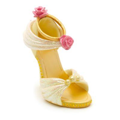 Chaussure décorative miniature Belle Disney Parks, La Belle et la Bête
