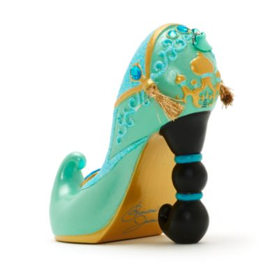 Princess Jasmine Miniature Decorative Shoe