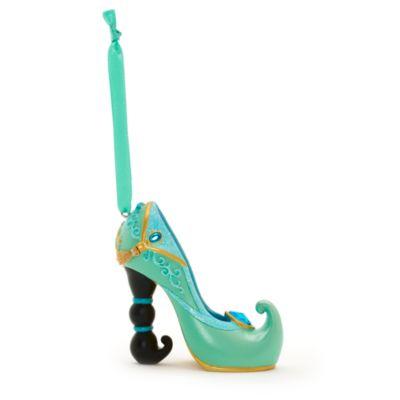 Zapato decorativo miniatura princesa Yasmín