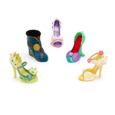 Zapato decorativo miniatura Disney Parks Tiana, Tiana y el sapo