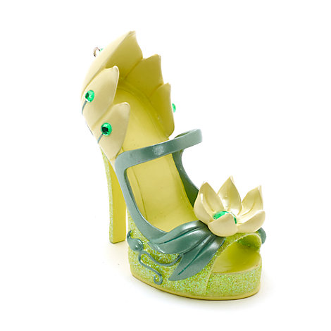 Disney Parks Tiana Miniature Shoe Ornament, The Princess and the Frog