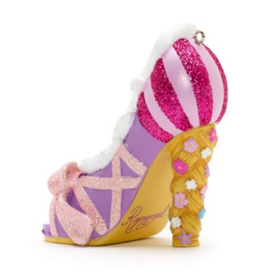 Zapato decorativo miniatura Disney Parks Rapunzel, Enredados