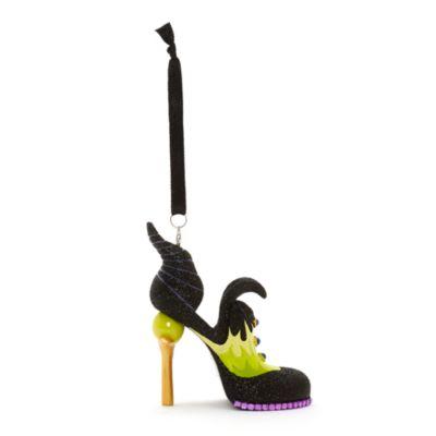 Disney Parks Maleficent Miniature Shoe Ornament