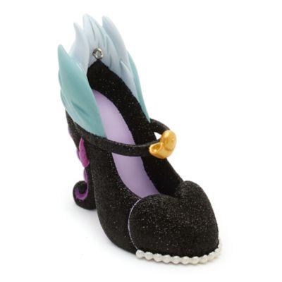 Disney Parks Ursula Miniature Shoe Ornament, The Little Mermaid
