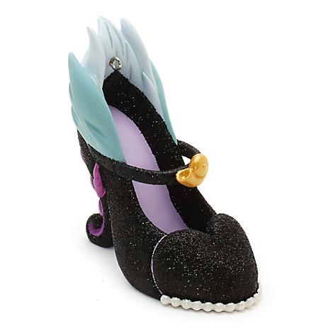 Disney Parks, scarpetta ornamentale Ursula, La Sirenetta