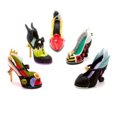 Disney Parks Evil Queen Miniature Shoe Ornament, Snow White and the Seven Dwarfs