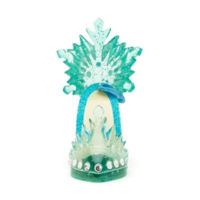 Disney Parks, scarpetta ornamentale Elsa, Frozen - Il Regno di Ghiaccio
