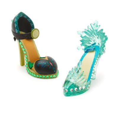 Zapato decorativo miniatura Disney Parks Elsa, Frozen