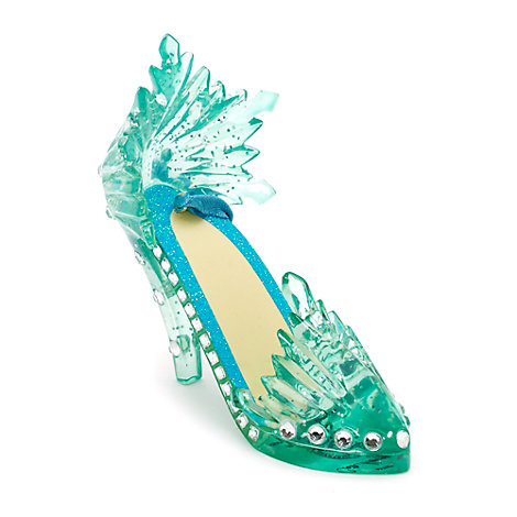 Zapato decorativo miniatura Elsa de Frozen