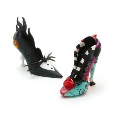 Zapato decorativo miniatura Disney Parks Jack Skellington, Pesadilla antes de Navidad