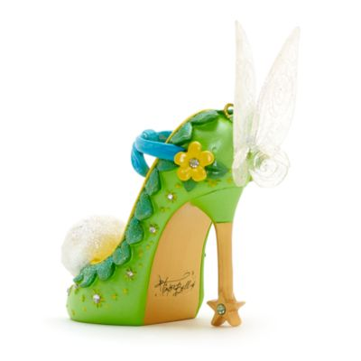 Zapato decorativo miniatura Disney Parks Campanilla