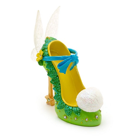 Tinker Bell Miniature Decorative Shoe