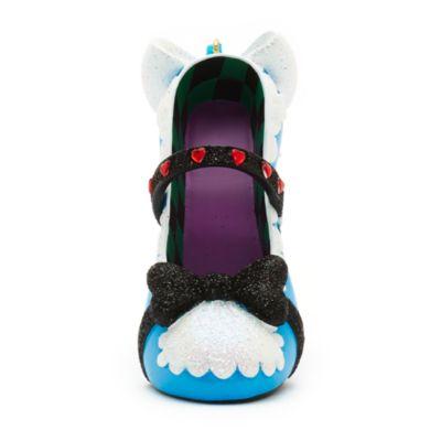 Disney Parks, scarpetta ornamentale Alice nel Paese delle Meraviglie
