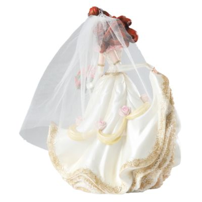 Disney Showcase Haute-Couture Bridal Belle Figurine