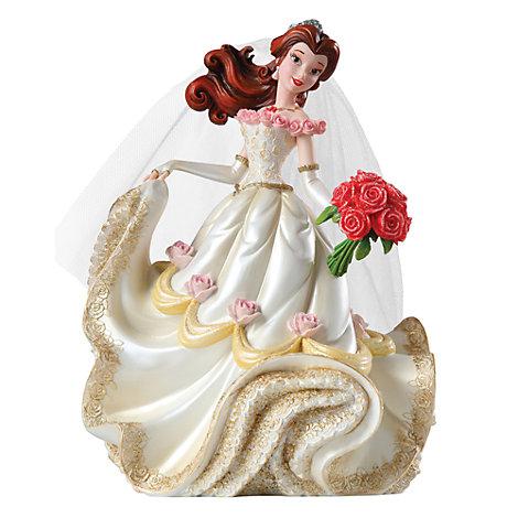 Disney Showcase Haute-Couture Bridal Belle Figurine