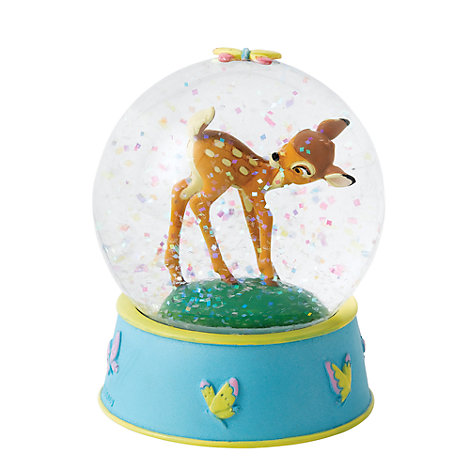 Enchanting Disney Collection Bambi Snow Globe