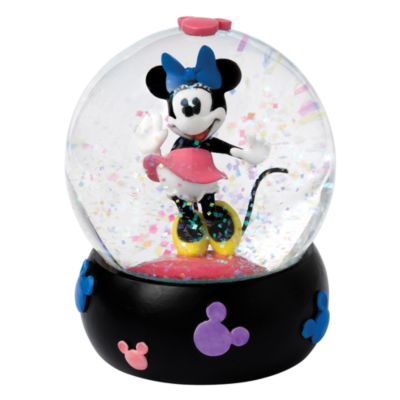 Enchanting Disney Collection Minnie Mouse Snow Globe