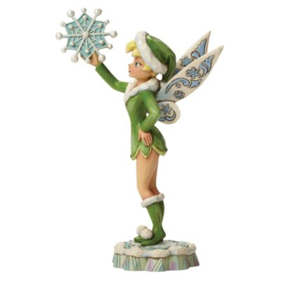 Disney Traditions Frost Fairy Tinker Bell Figurine