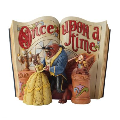 Disney Traditions Belle 'Once Upon A Time' Figurine