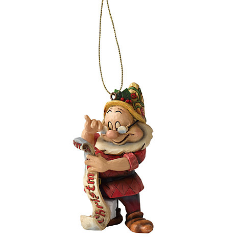 Disney Traditions Doc Christmas Decoration