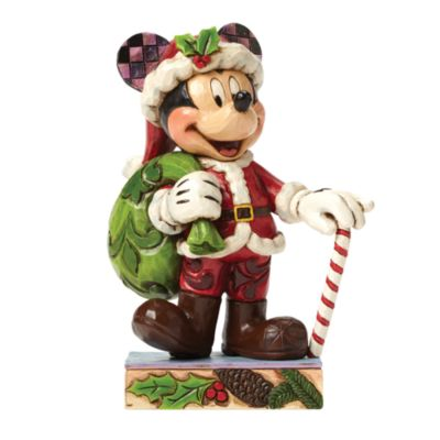 Disney Traditions Mickey Mouse St. Mick Figurine