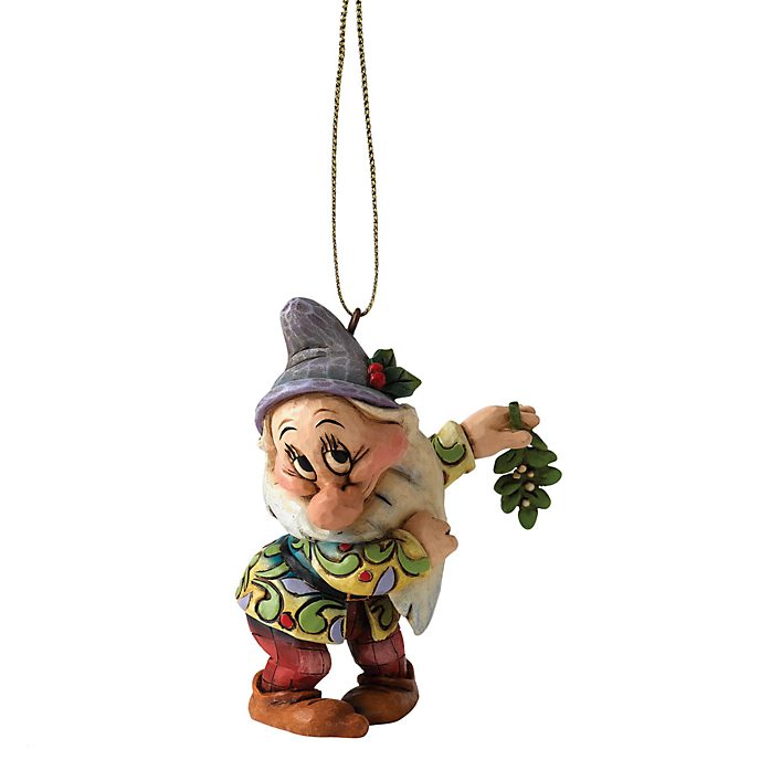 Disney Traditions Bashful Christmas Decoration