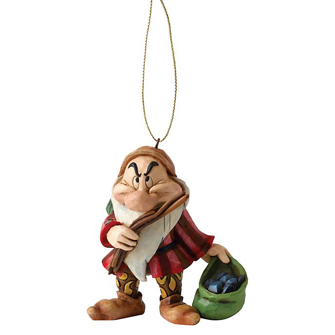 Disney Traditions Grumpy Christmas Decoration