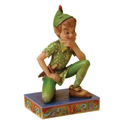 Disney Traditions Peter Pan Champion Figurine