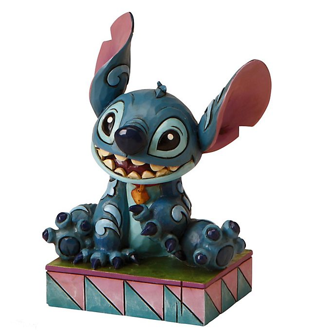 Disney Traditions Stitch Figurine