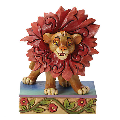 Disney Traditions Simba Figurine