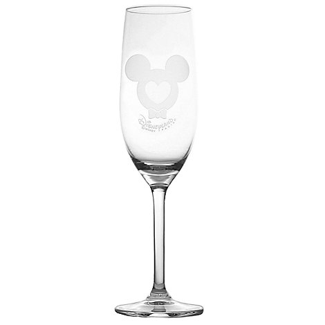 Arribas Glass Collection, Disneyland Paris Mickey Mouse Champagne Flute