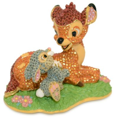 Arribas Jewelled Collection, Bambi Large Limited Edition Figurine