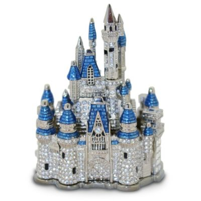Arribas Jewelled Collection, Cinderella Castle Small Figurine