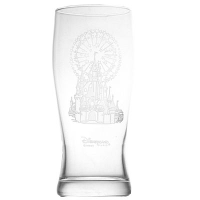 Arribas Glass Collection, Disneyland Paris Castle Pint Glass
