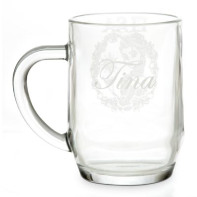 Arribas Glass Collection, Elsa Glass Mug