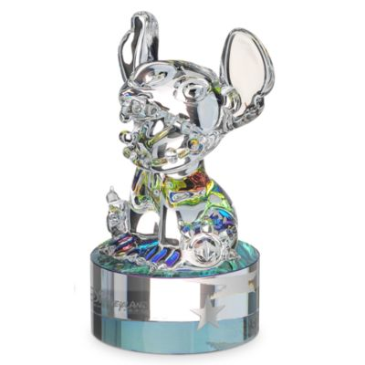 Arribas Glass Collection, Stitch Figurine