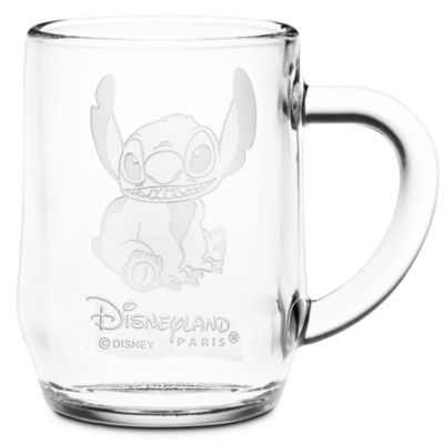 Arribas Glass Collection, Stitch Glass Mug