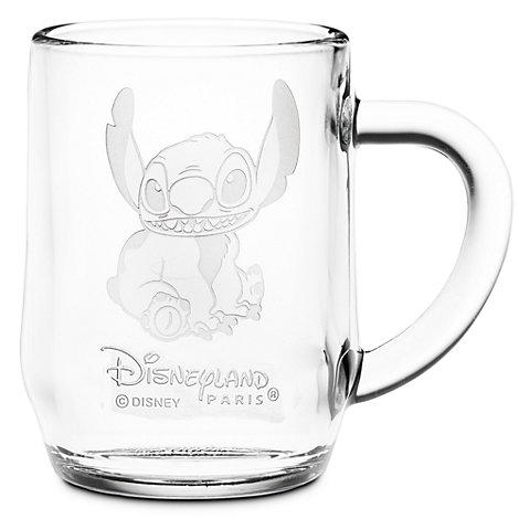 Arribas Glass Collection, Stitch Glass Mug